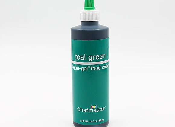 Airbrush Color Teal Green 9oz ChefMaster