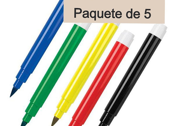 Marcadores Comestibles para Chocolate  - Candy Edible Color Food Writer Markers