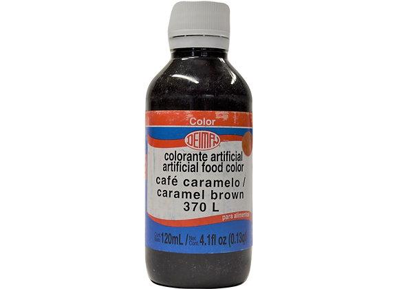 Colorante Cafe Caramelo 4ozl