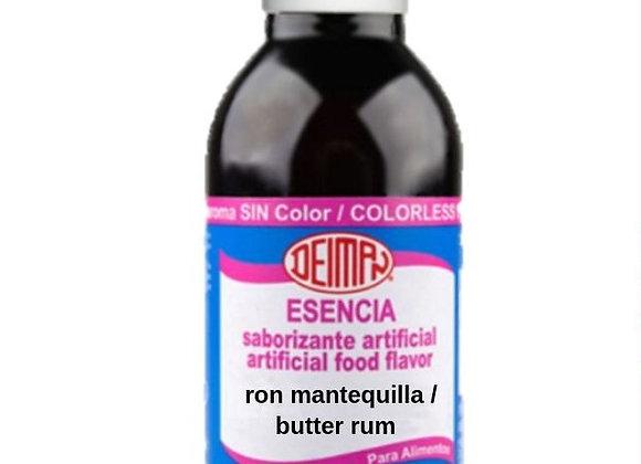 Saborizante Ron Mantequilla -Butter Rum  120ml