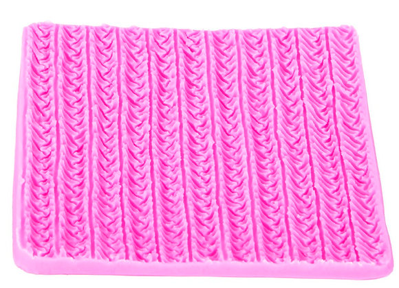 Tejido de Textura #4 - Knitting Silicone Texture