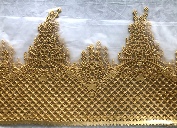 French Lace EF82 Color ORO