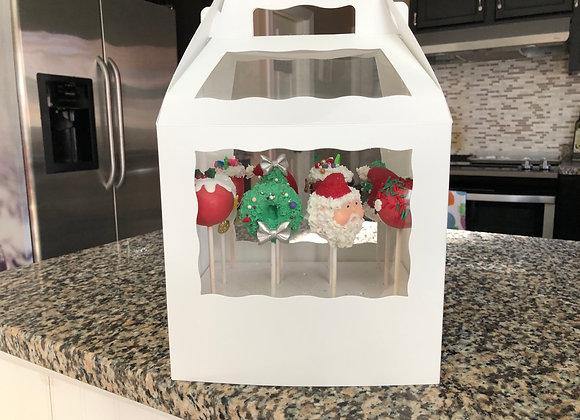 Caja para CAKE POPs -Recomendado por SUSY POPS