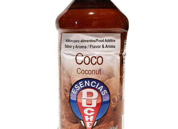 Coco Esencia 1/2 Litro (500 ml)