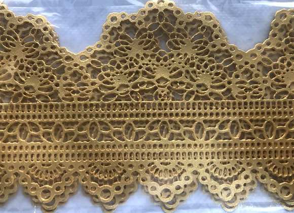 French Lace EF02 Color ORO