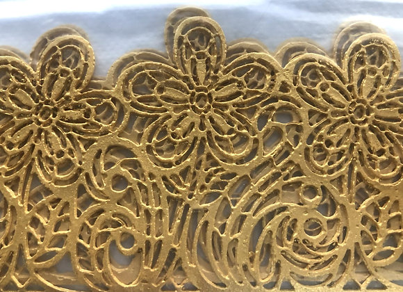 French Lace EF114 Color ORO