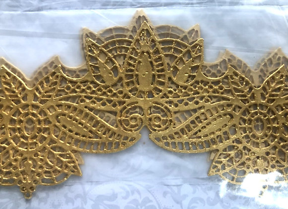 French Lace EF06 Color ORO