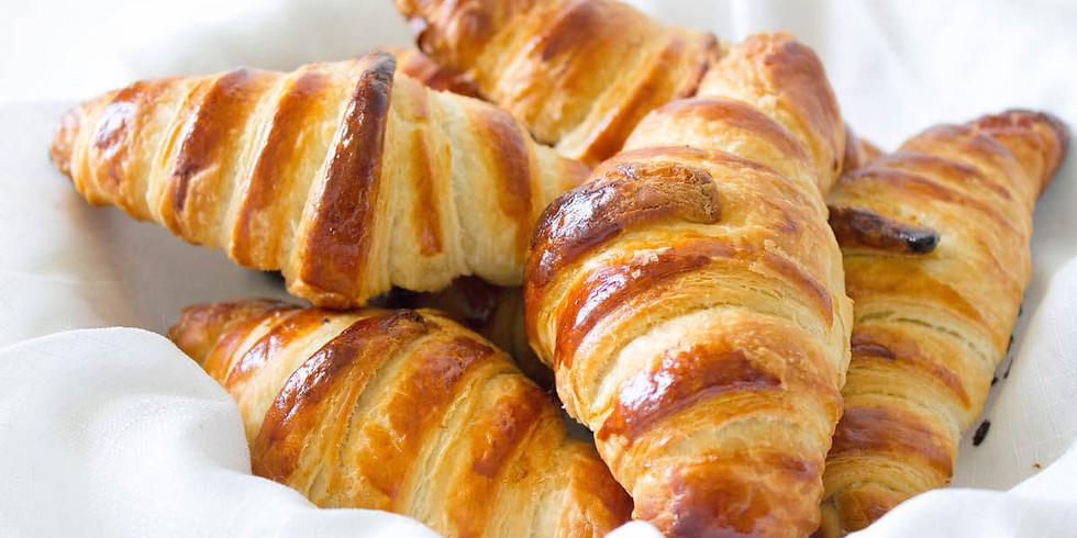 Croissant dulce y salado (1) DURHAM , NC $50