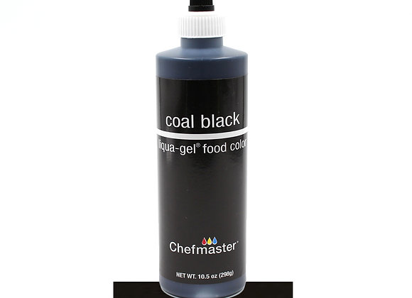 Color Coal Black 10 oz ChefMaster