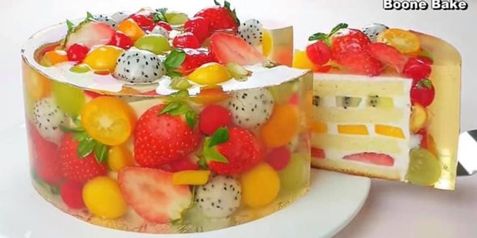 Jelly Cake $80
