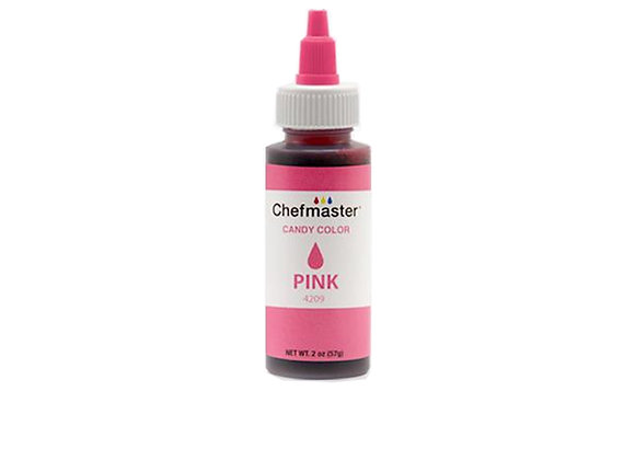 Candy & Chocolate Color Pink 2oz