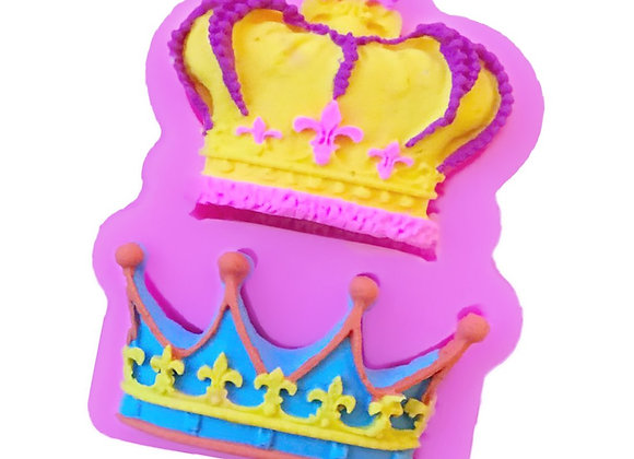 Corona de Reina y Rey
