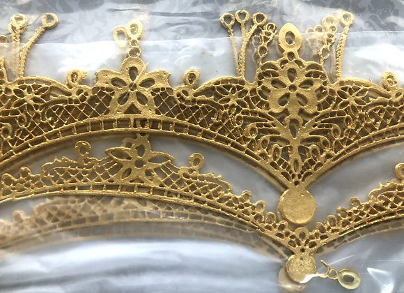 French Lace EF125 Color ORO