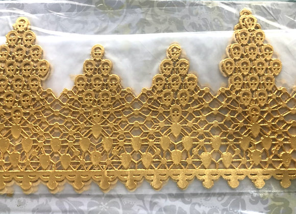 French Lace EF113 Color ORO
