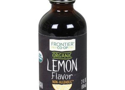 Concentrado Organico de Limon Sin Alcohol 2 fl oz