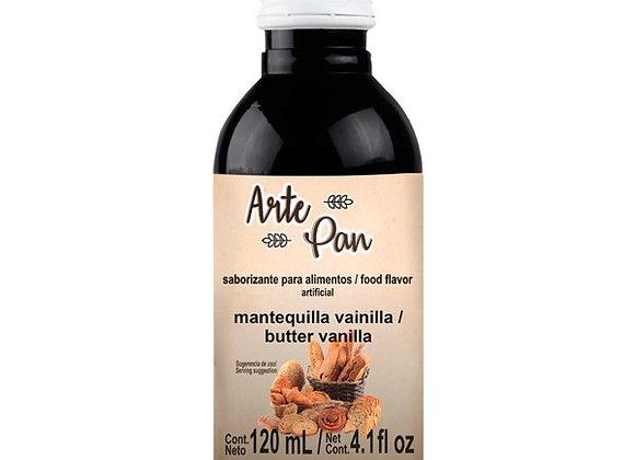 Concentrado Mantequilla - Vainilla (Sabor y Aroma) 120ml