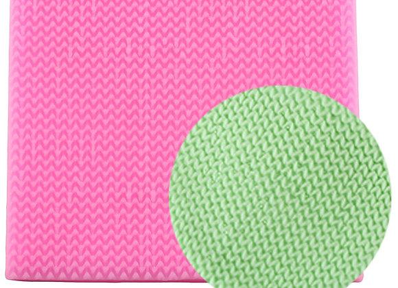 Tejido de Textura #1 - Knitting Silicone Texture