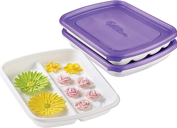 Fondant, Gumpaste y Royal Icing Storage Set 3