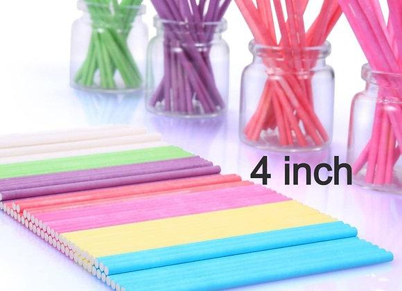 Palitos Gelapaletas y  CakePop Sticks 25 bolsa
