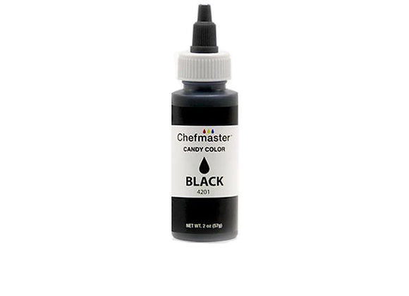 Candy & Chocolate Color Black 2oz