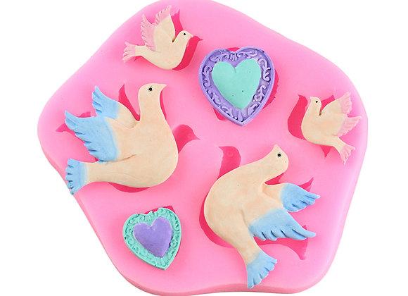 Palomas - Pigeon Birds
