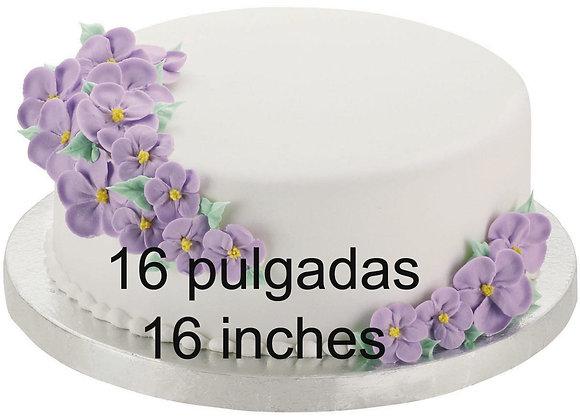 "Base para Pastele 16 pulgadas - Cake Drums 16"""