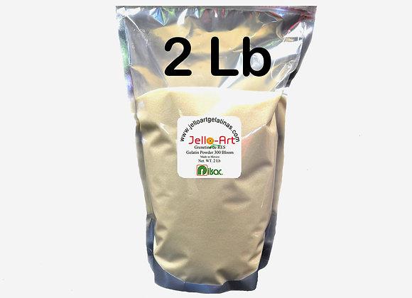Unflavored Gelatin - Grenetina de Res 2lb (32oz) Bag