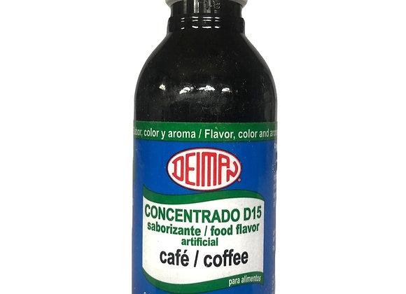 Café - Concentrado 4.1oz (Sabor, Color y Aroma)