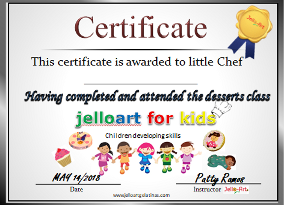 Jelloart for Kids