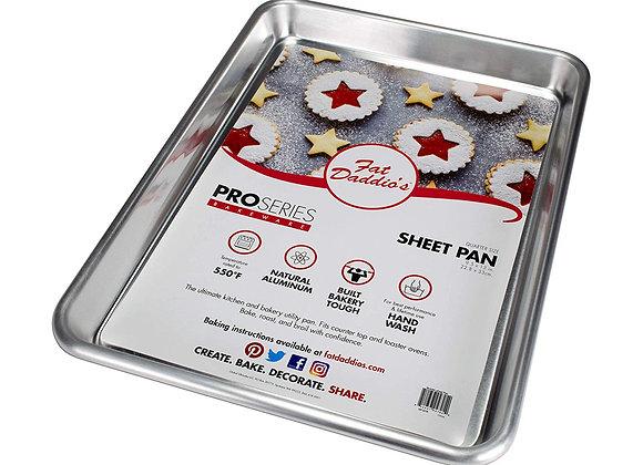 Sartén de aluminio  Fat Daddio 9.5 x 13 pulgadas