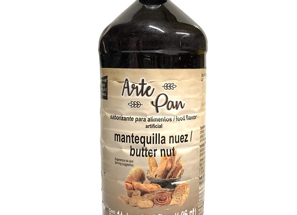 Concentrado Mantequilla Nuez - Butter Nut(Sabor y Aroma) 1 Litro