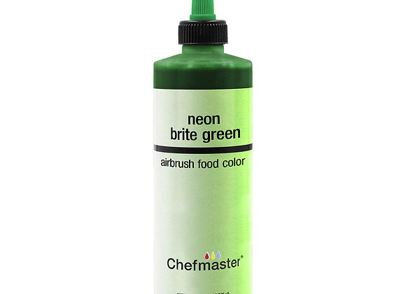 Airbrush Color Neon Green 9oz ChefMaster