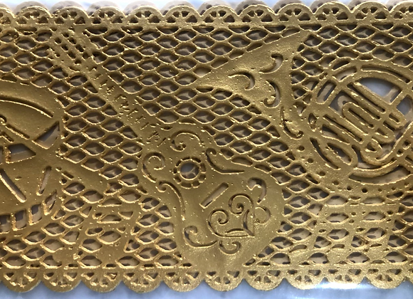 French Lace EF04 Color ORO