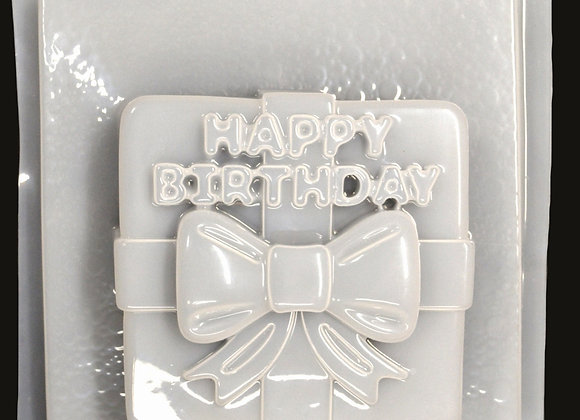 Regalo con Happy Birthday y Moño 1.5 Litros