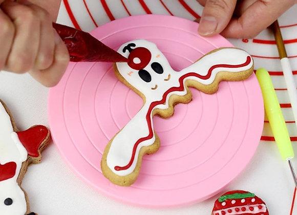 Mini Turntable para galletas
