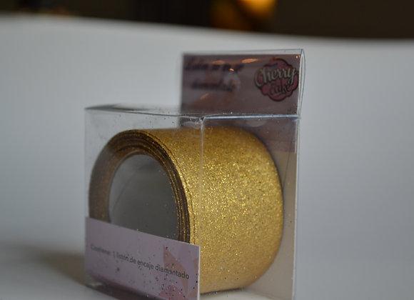 Liston comestible Oro Ancho