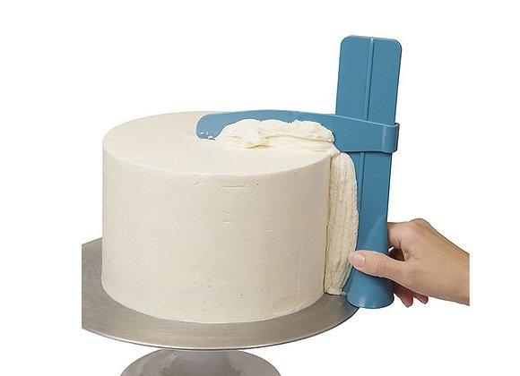 Ajustable Alisador para Pasteles - Adjustable Cake Smoother