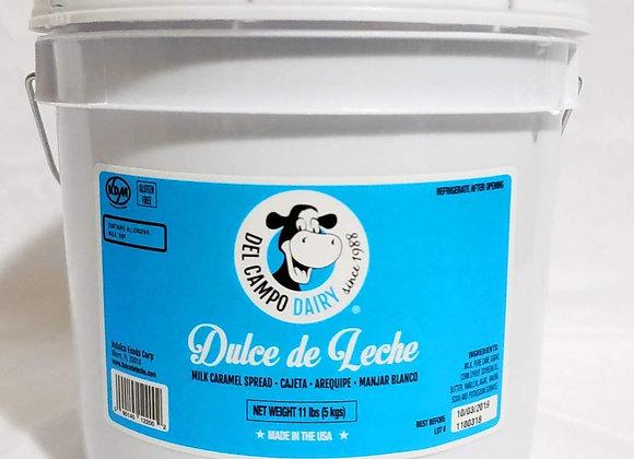 Dulce De Leche - Caramel Topping 11 lb (5kg)