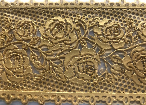 French Lace EF52 Color ORO