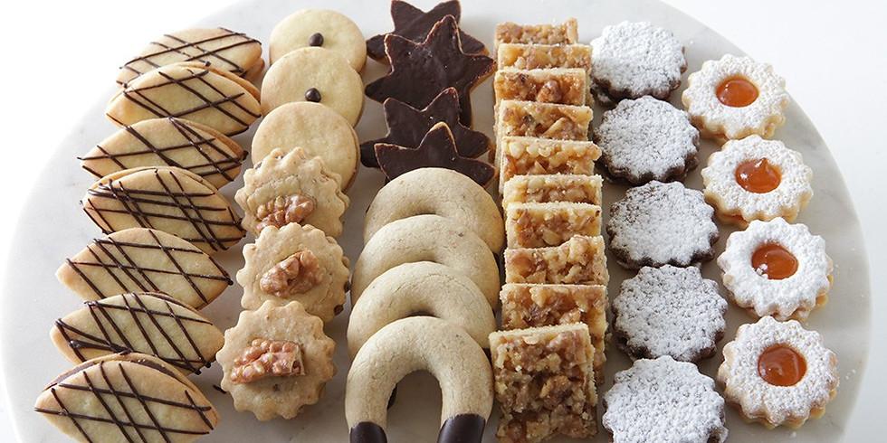 Matthews, NC - Curso de galletas finas Costo $120 Dolares