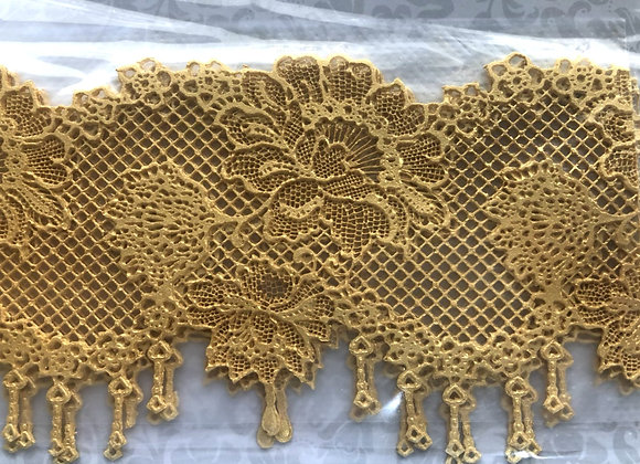 French Lace EF112 Color ORO