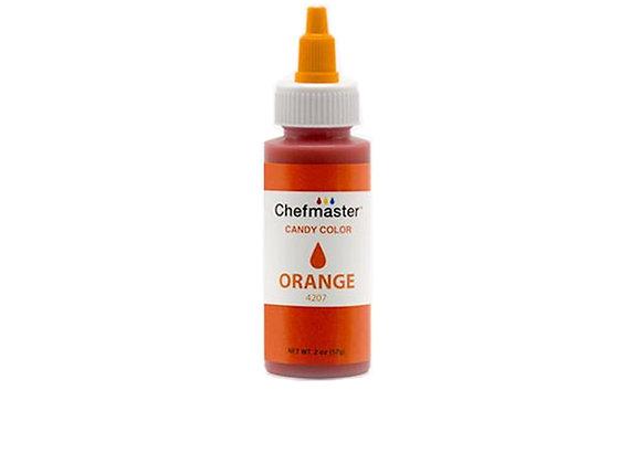 Candy & Chocolate Color Orange 2oz