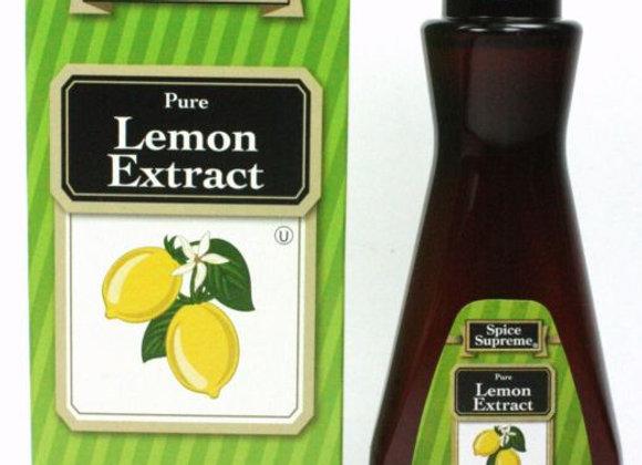 PURE LEMON EXTRACT 2oz Spice Supreme