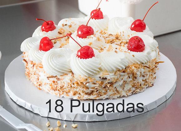 "Base para Pastele 18 pulgadas - Cake Drums 18"""