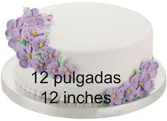"""Base para Pastel 12 pulgadas - Cake Drums 12"""""""
