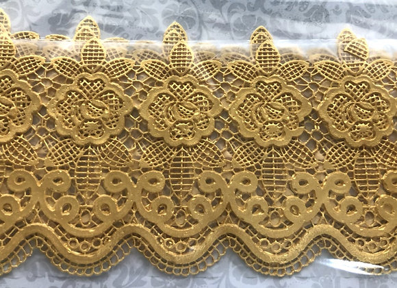 French Lace EF51 Color ORO