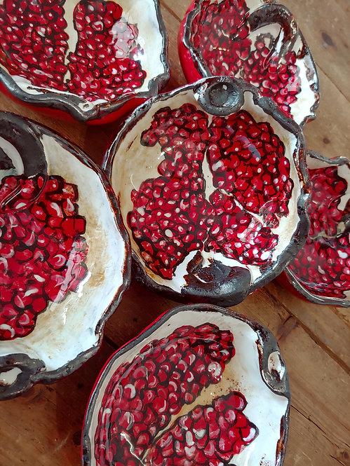 Pomegranate Bowls