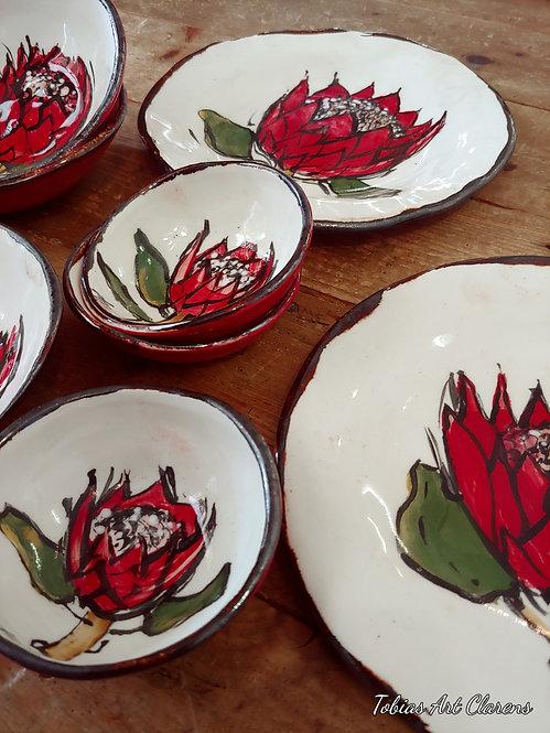 Protea Small Bowl