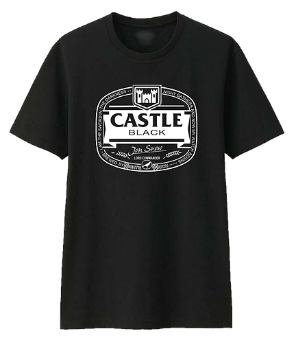 Castle Black Beer