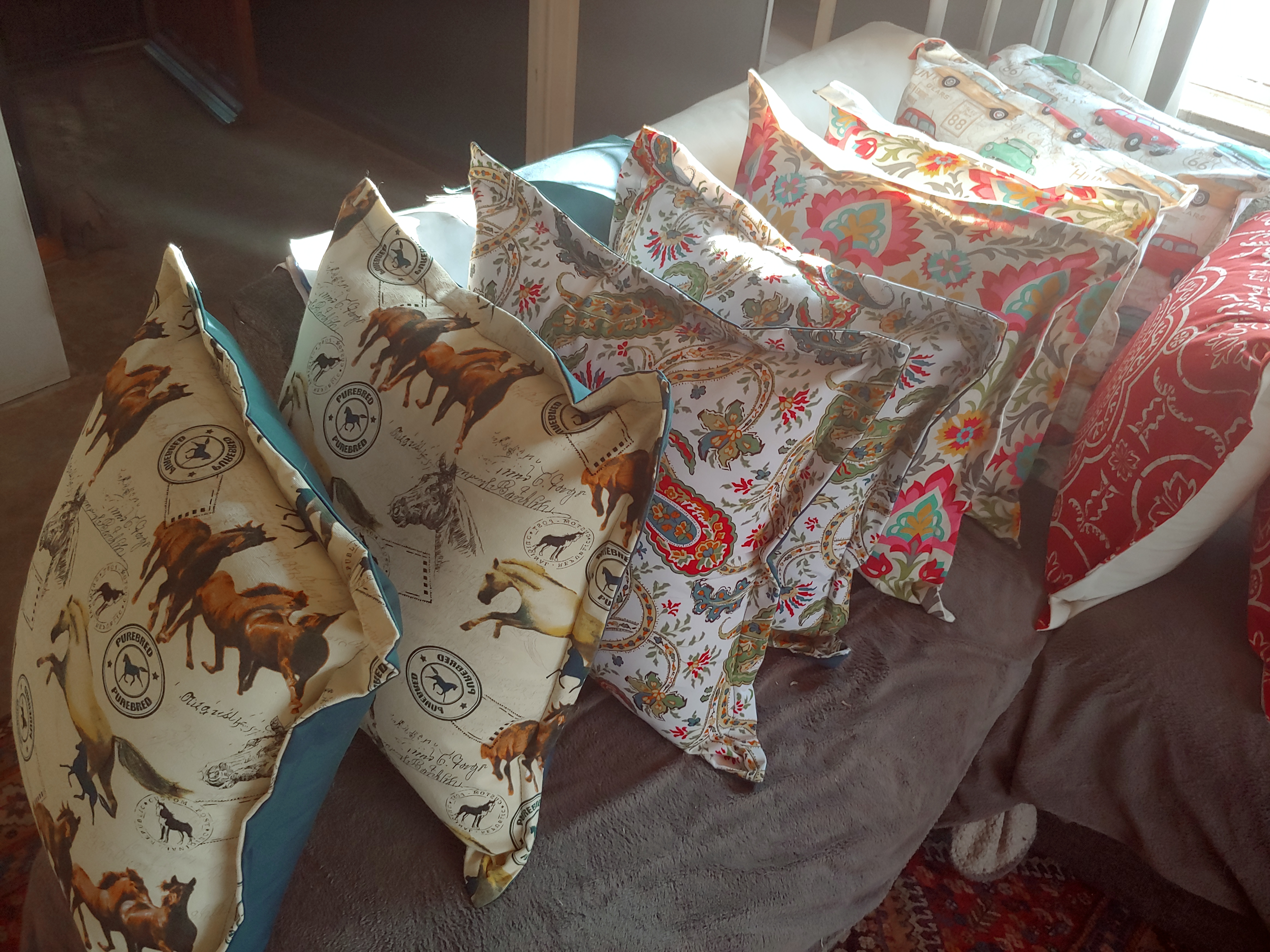 Scatter Cushions various 01